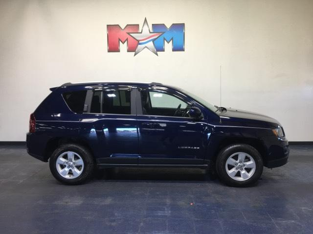 Pre-Owned 2016 Jeep Compass FWD 4dr Latitude