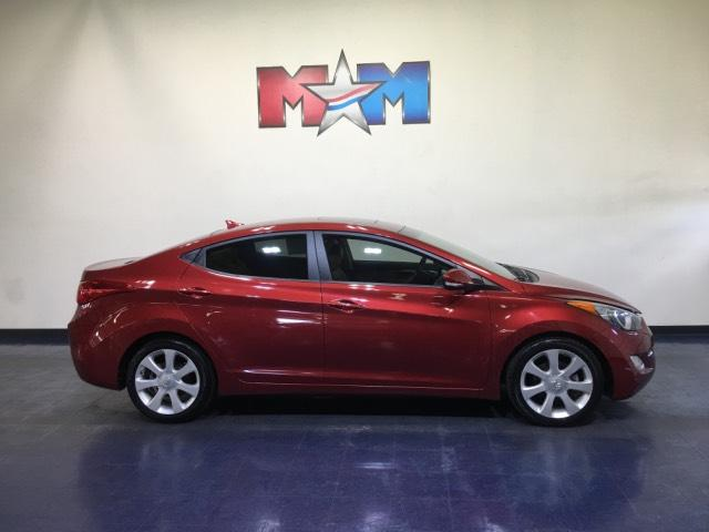 Pre-Owned 2013 Hyundai Elantra 4dr Sdn Auto Limited