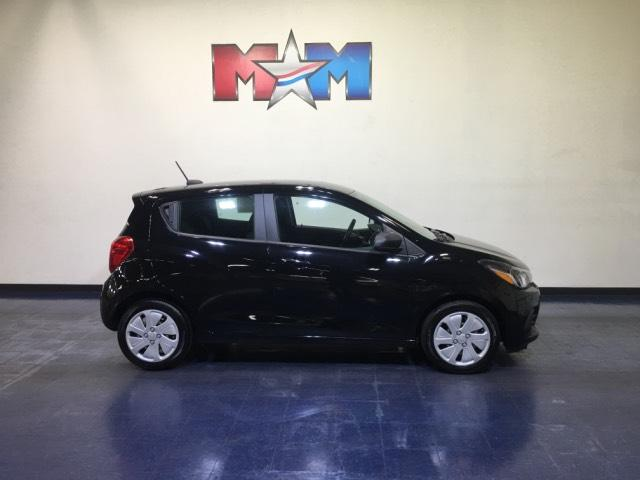 Pre-Owned 2017 Chevrolet Spark 5dr HB Man LS