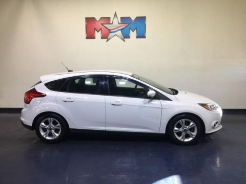 Pre-Owned 2013 Ford Focus 5dr HB SE