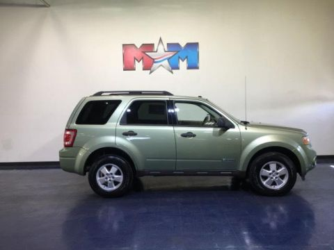 Pre-Owned 2008 Ford Escape 4WD 4dr I4 Auto XLT