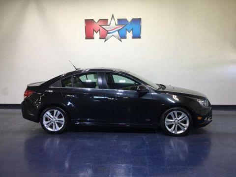 Pre-Owned 2014 Chevrolet Cruze 4dr Sdn LTZ