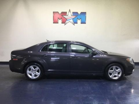 Pre-Owned 2011 Chevrolet Malibu 4dr Sdn LS w/1LS