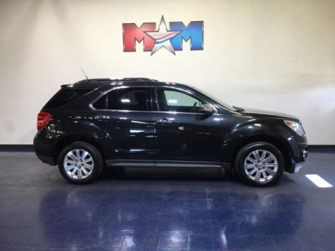 Pre-Owned 2011 Chevrolet Equinox FWD 4dr LT w/2LT