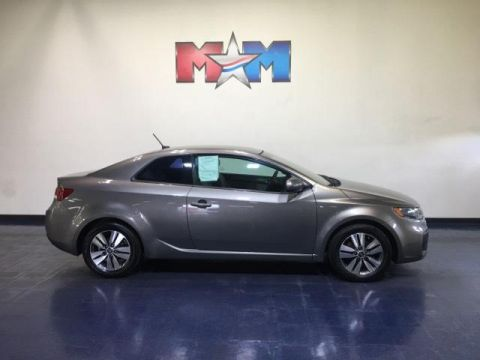 Pre-Owned 2013 Kia Forte Koup 2dr Cpe Man EX