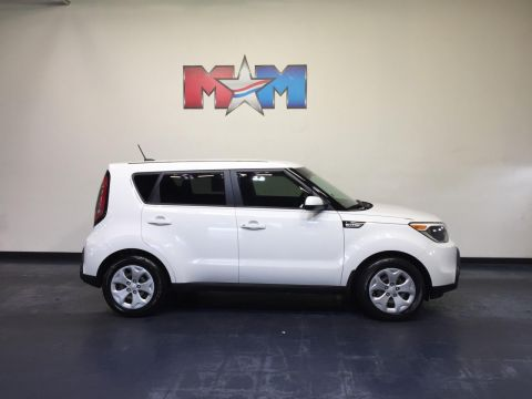Pre-Owned 2015 Kia Soul 5dr Wgn Man Base